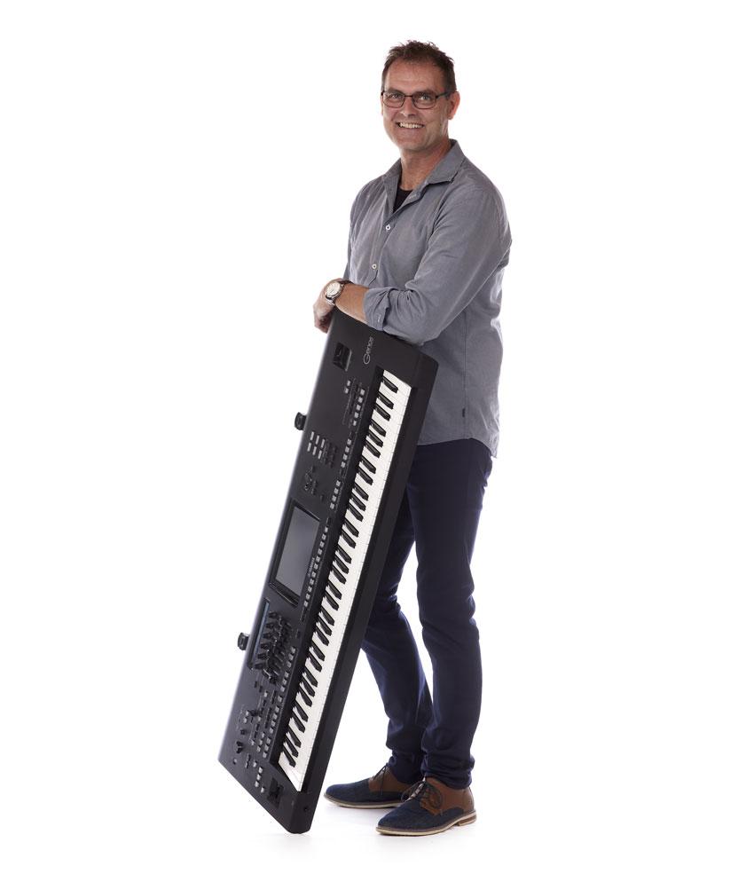Musiker Thomas Johansen