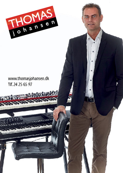 Thomas Johansen - Postkort
