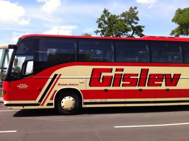 Gislev Rejser