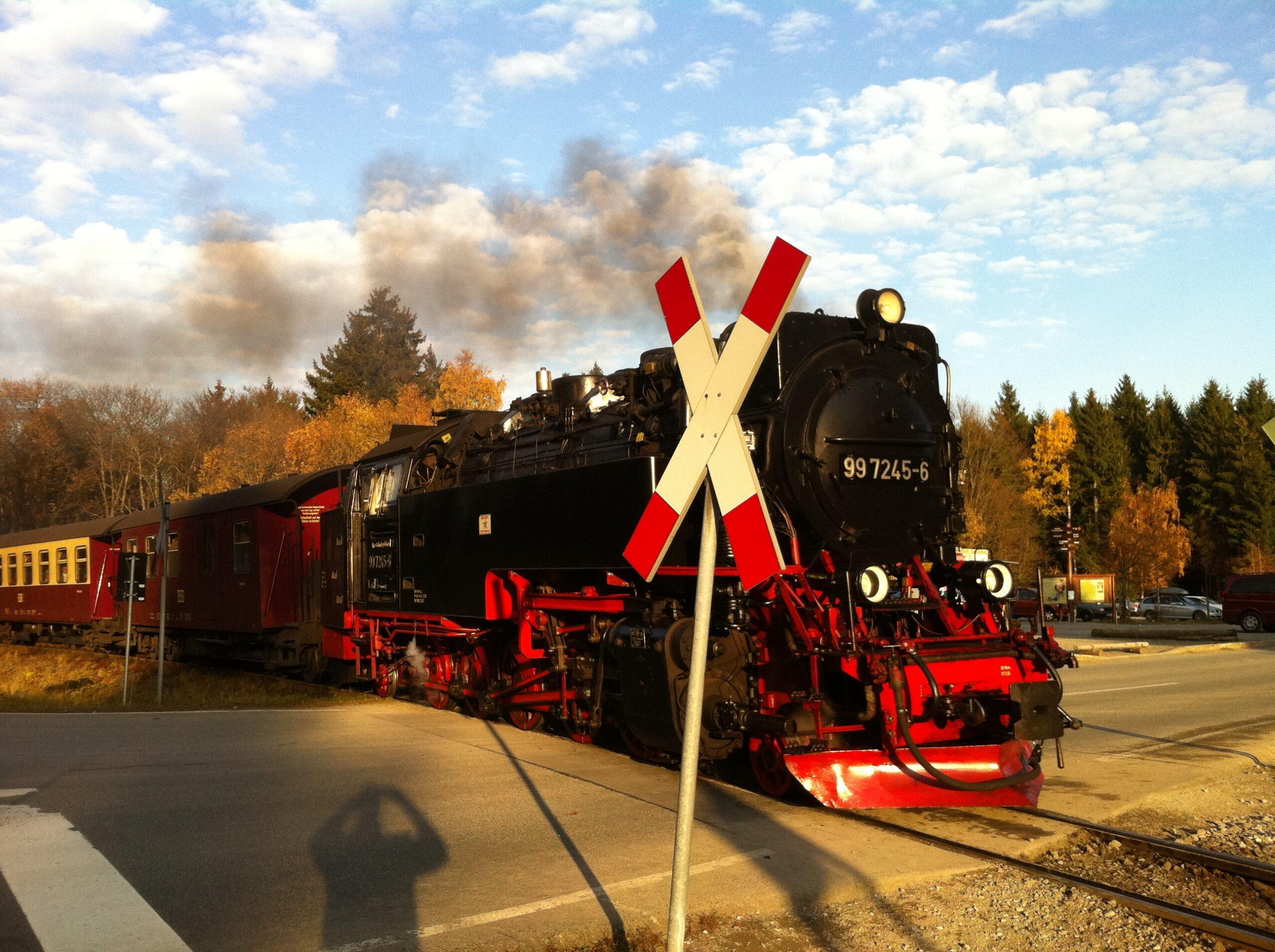 Gislev Rejser fest i Harzen
