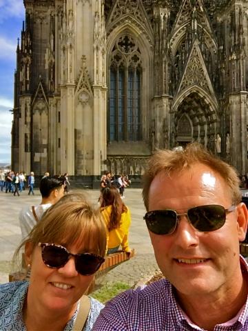 Fødselsdagskrydstogt Rhinen Gislev Rejser