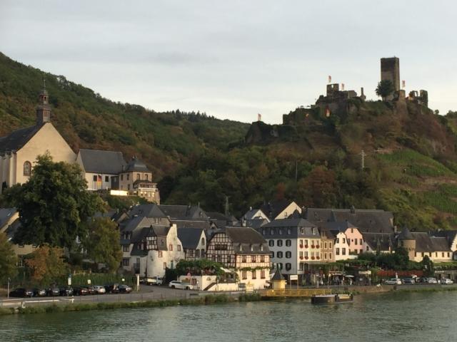 Gislev Rejser Fødselsdagskrydstogt Rhinen