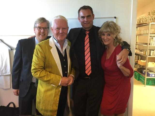 Jan Schou, Susanne Breuning, Andy Hansen